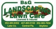 B & G Landscaping & Lawn Care