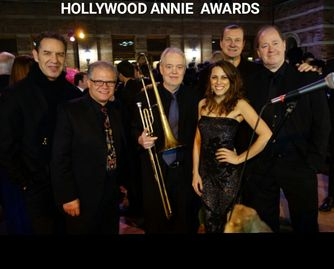 Performing at the HOLLYWOOD ANNIE AWARDS