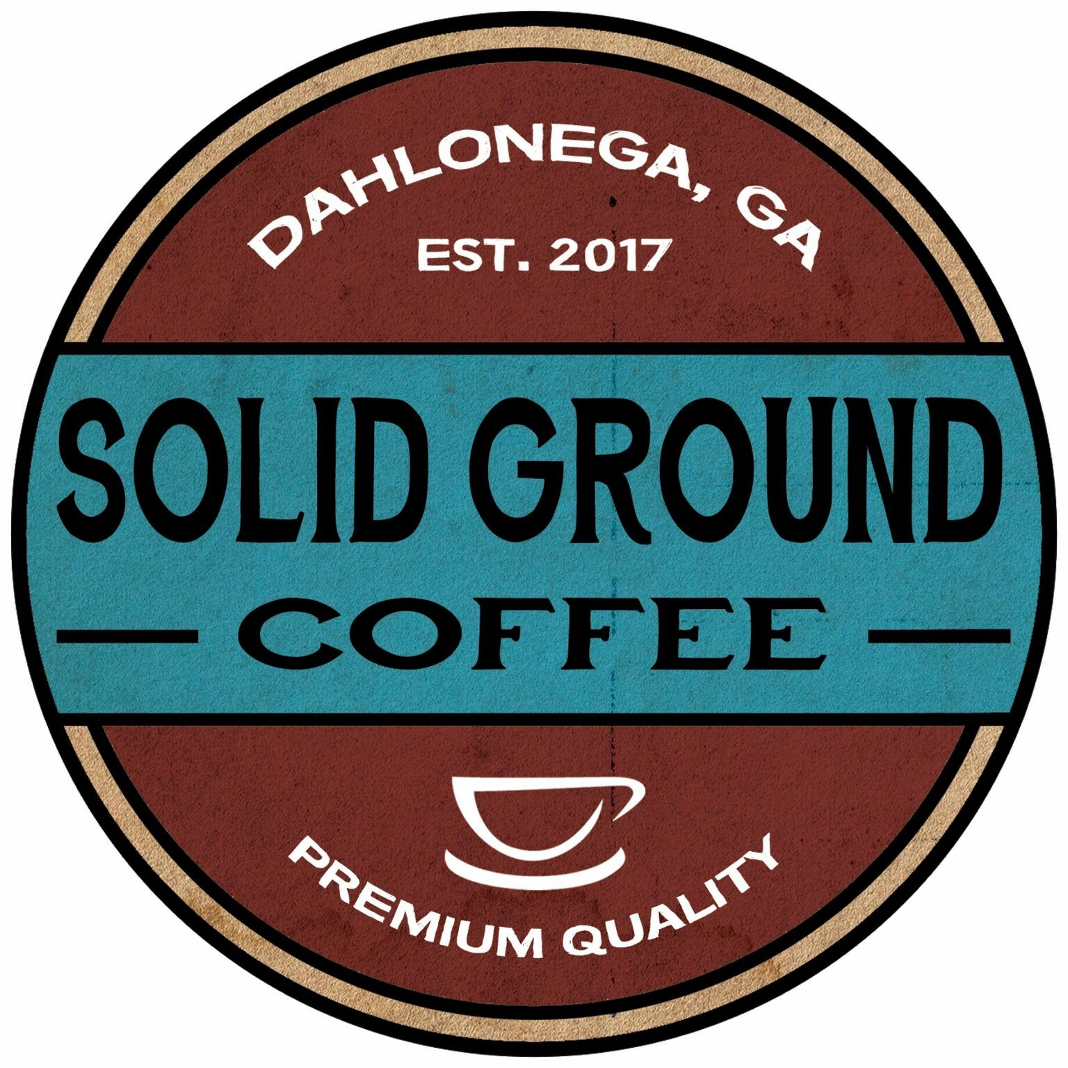 Store Solid Ground Coffee