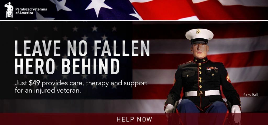 Donate Paralyzed Veterans Of America Central Floridachapter