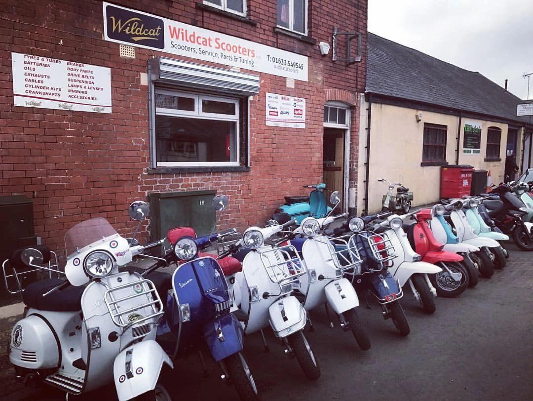 Wildcat Scooters parts Ltd | Wildcat Scooter Parts Ltd
