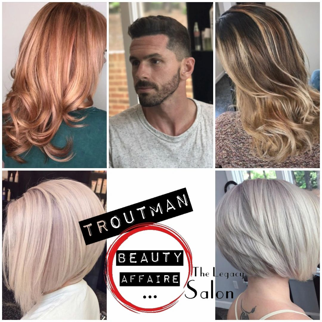 Hair Color Raleigh Nc Troutman Beauty Affaire The Legacy Salon Home