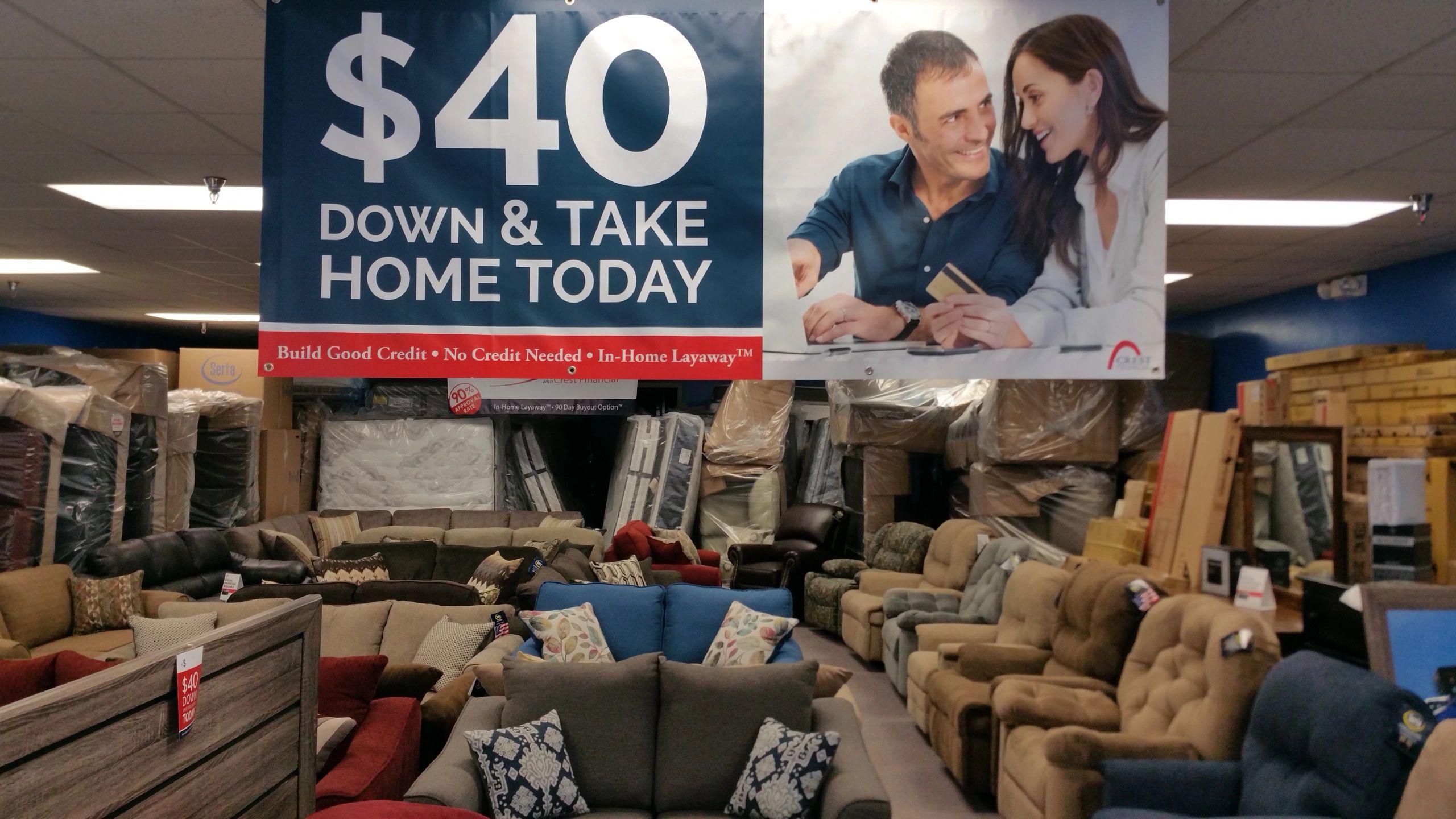 Save 35%-65% on Mattress sets & Furniture 😀