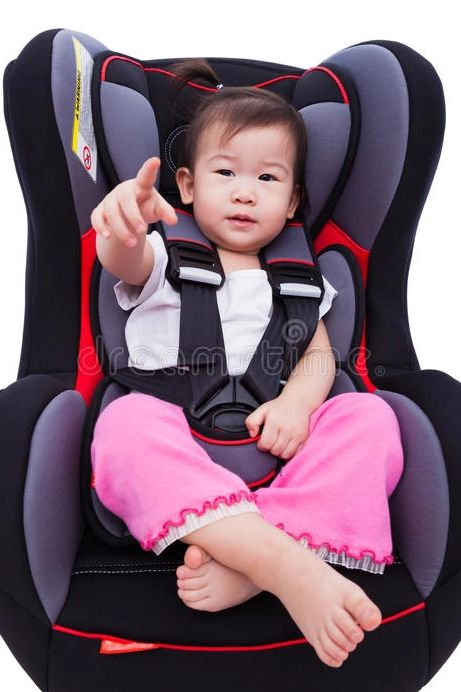 Cleaning You Childs Car Seat