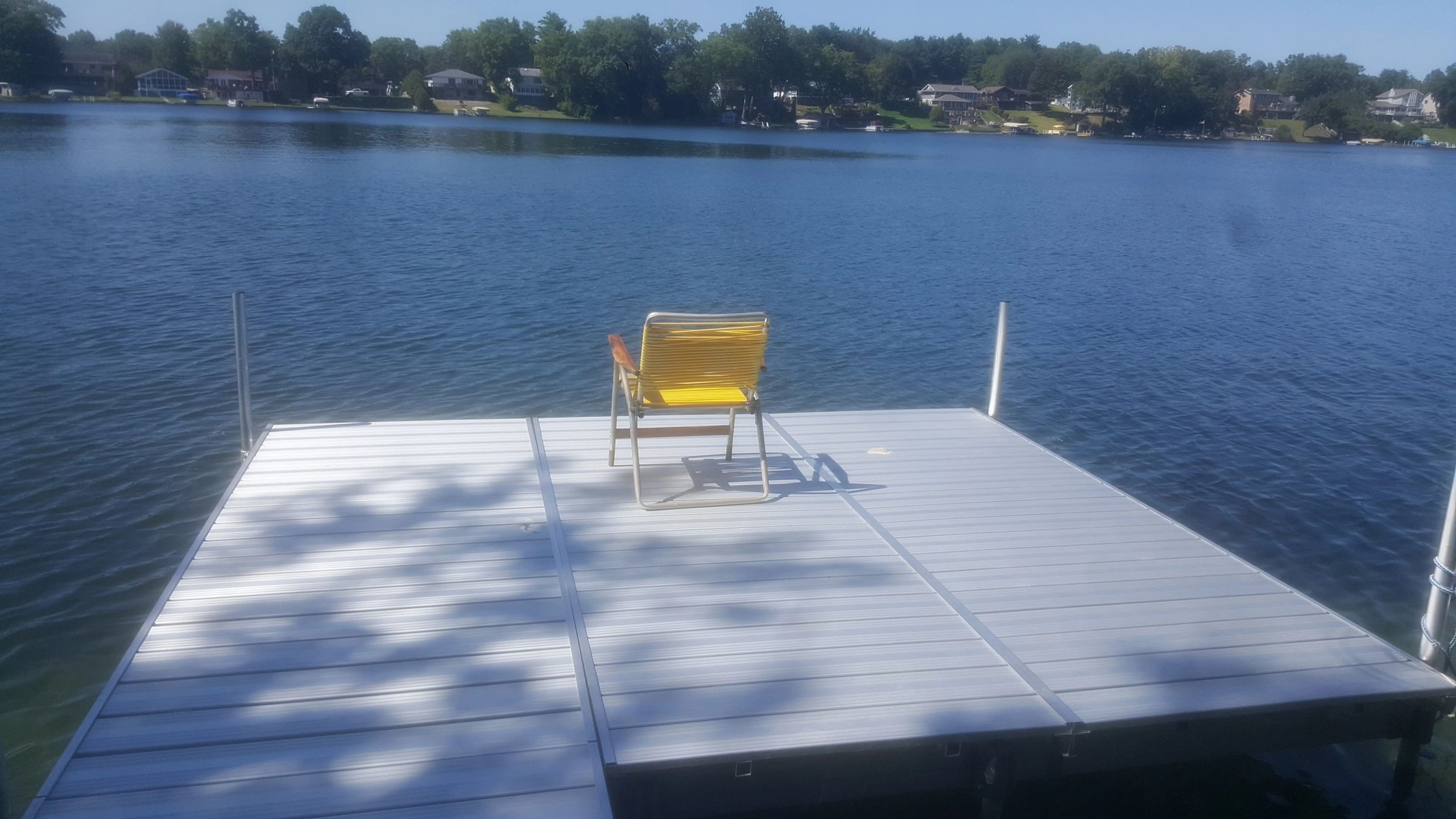 Dock, Pier - Outland Marine Products - Fort Wayne, Indiana