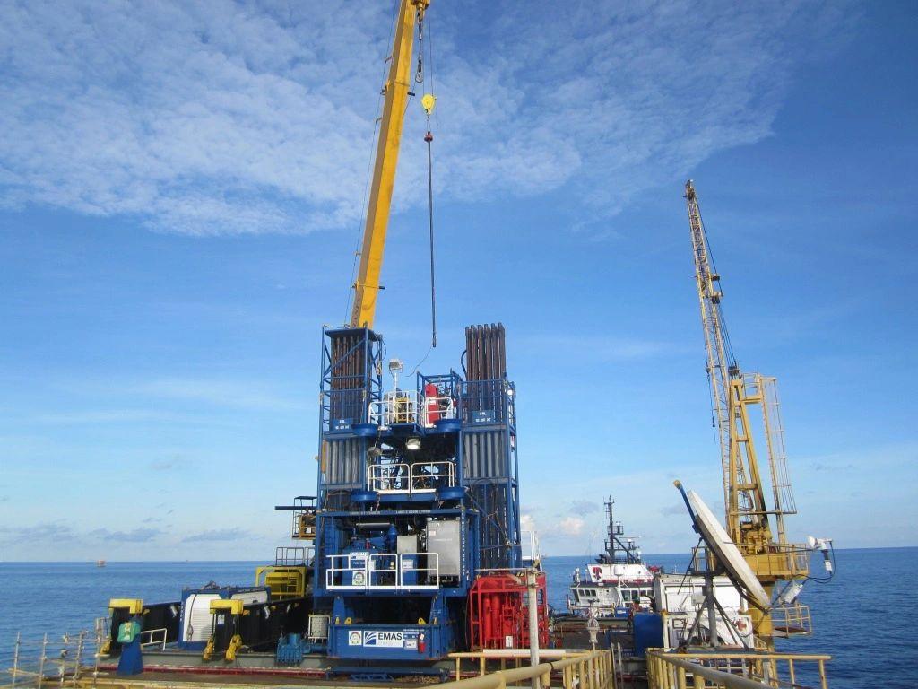 Hydraulic Workover - Well Intervention | EMAS Energy