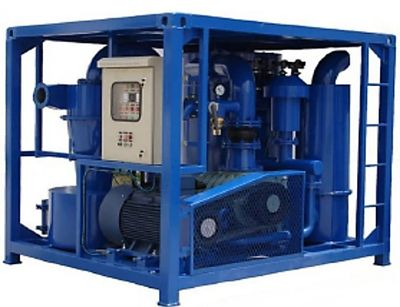 Vacuum pump for tank cleaning - Multi Services   EMAS Energy