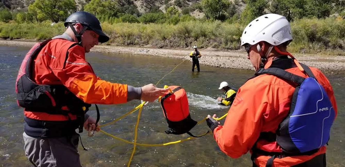 Learn swiftwater rescue skills and techniques to become a ACA certified instructor.