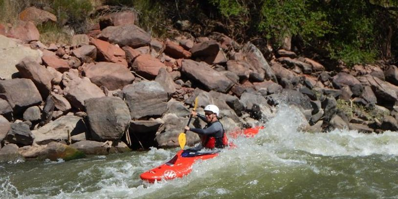 Learn to kayak with excellent instruction from the best certified instructors in Colorado.