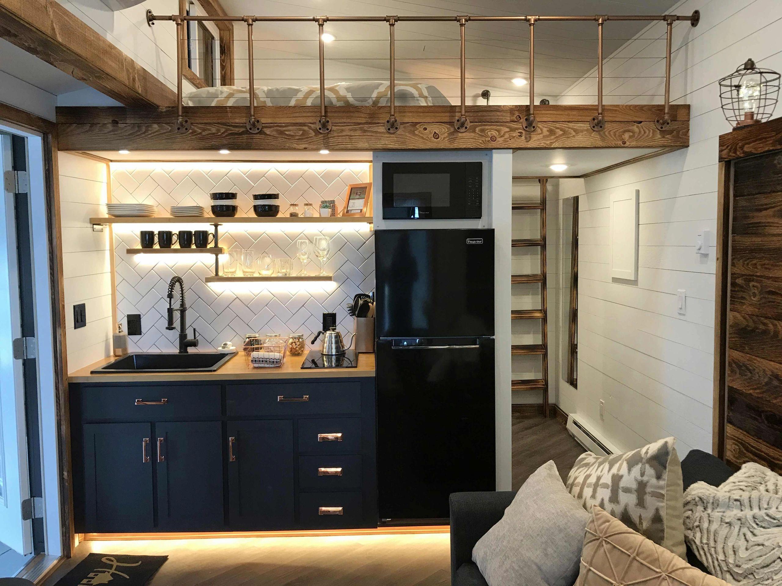 Tiny Houses for Sale - Bantam Built