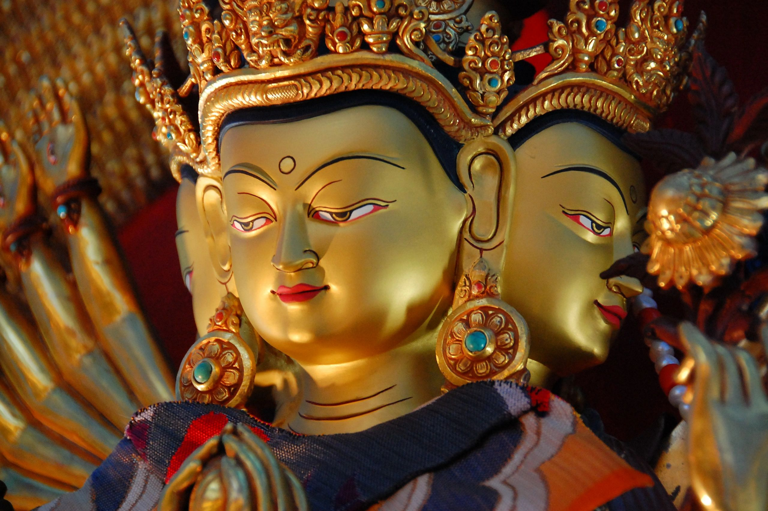 Prison Dharma Project   Chenrezig Tibetan Buddhist Cultural