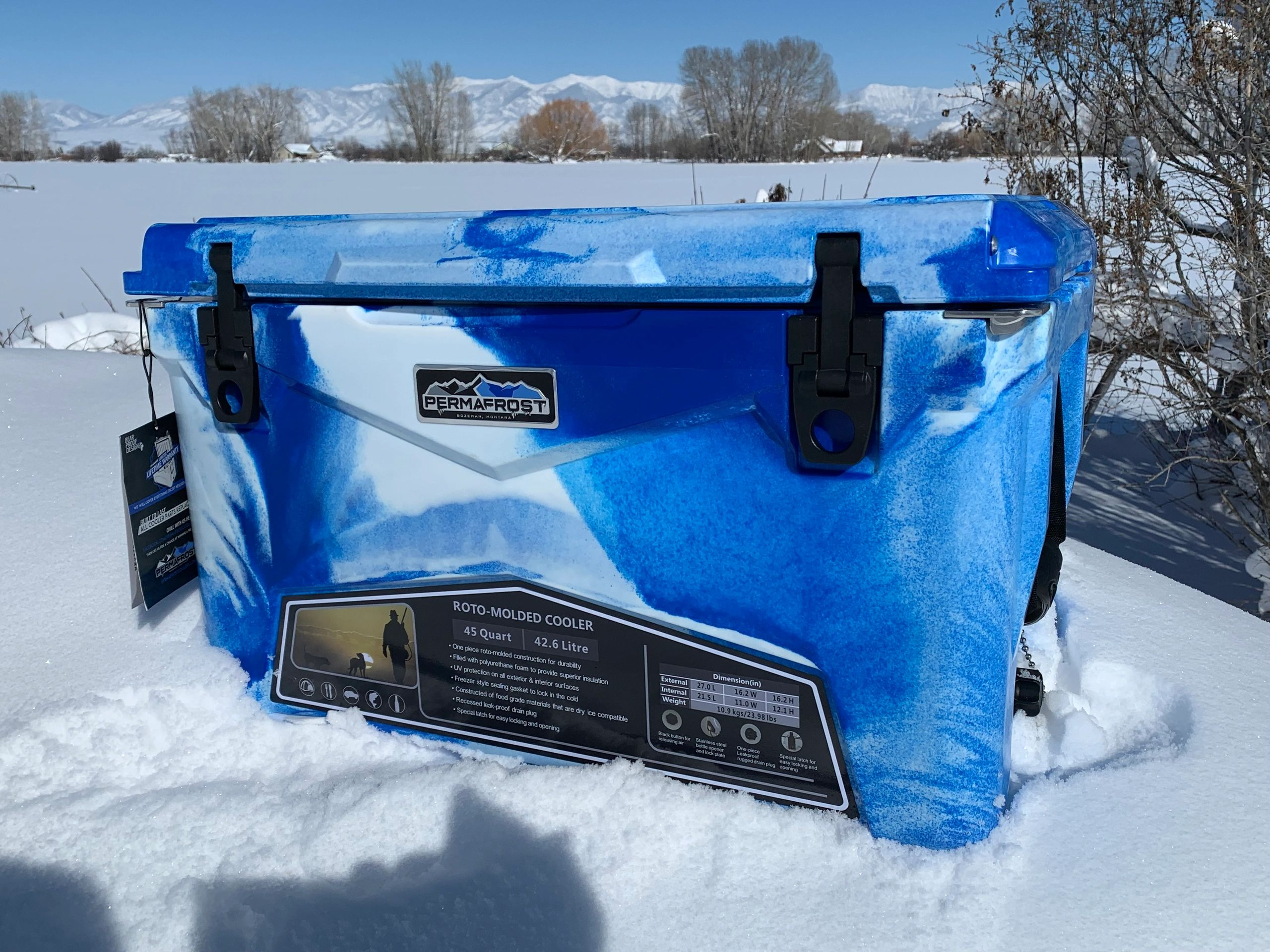 Permafrost Coolers   Permafrost Coolers