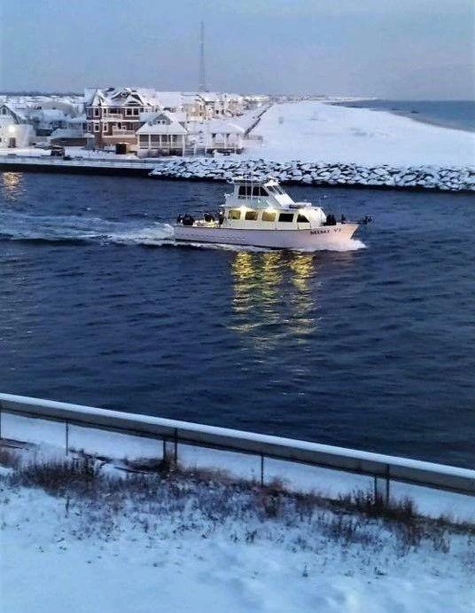 Mimi Vi Deep Sea Fishing Fishing Charter River Cruise
