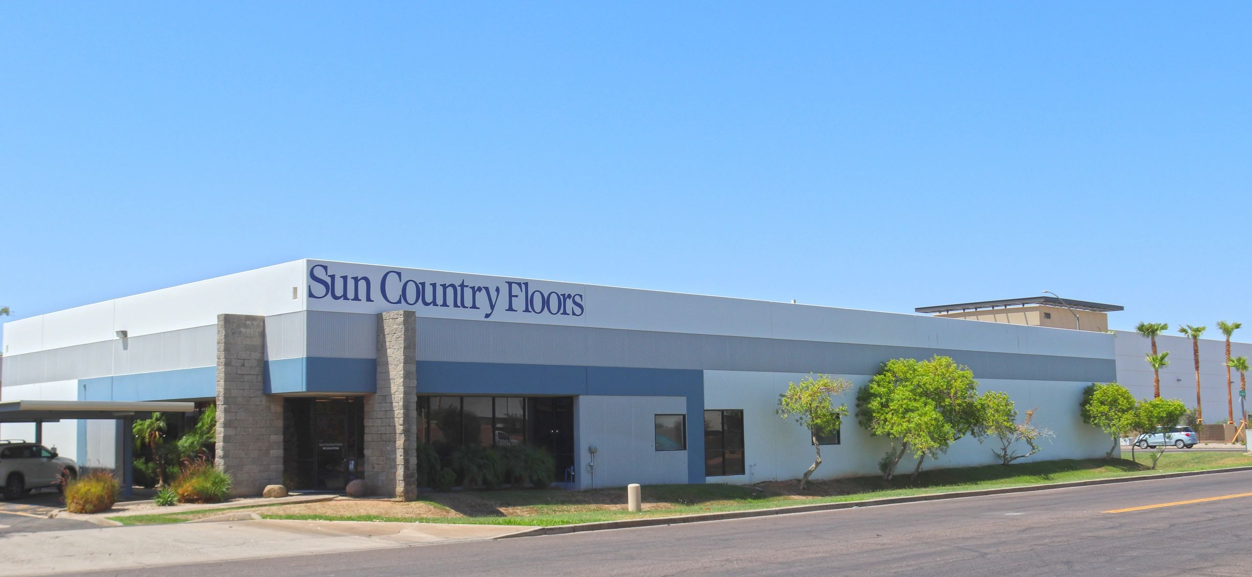 Invoice Sun Country Floors Inc