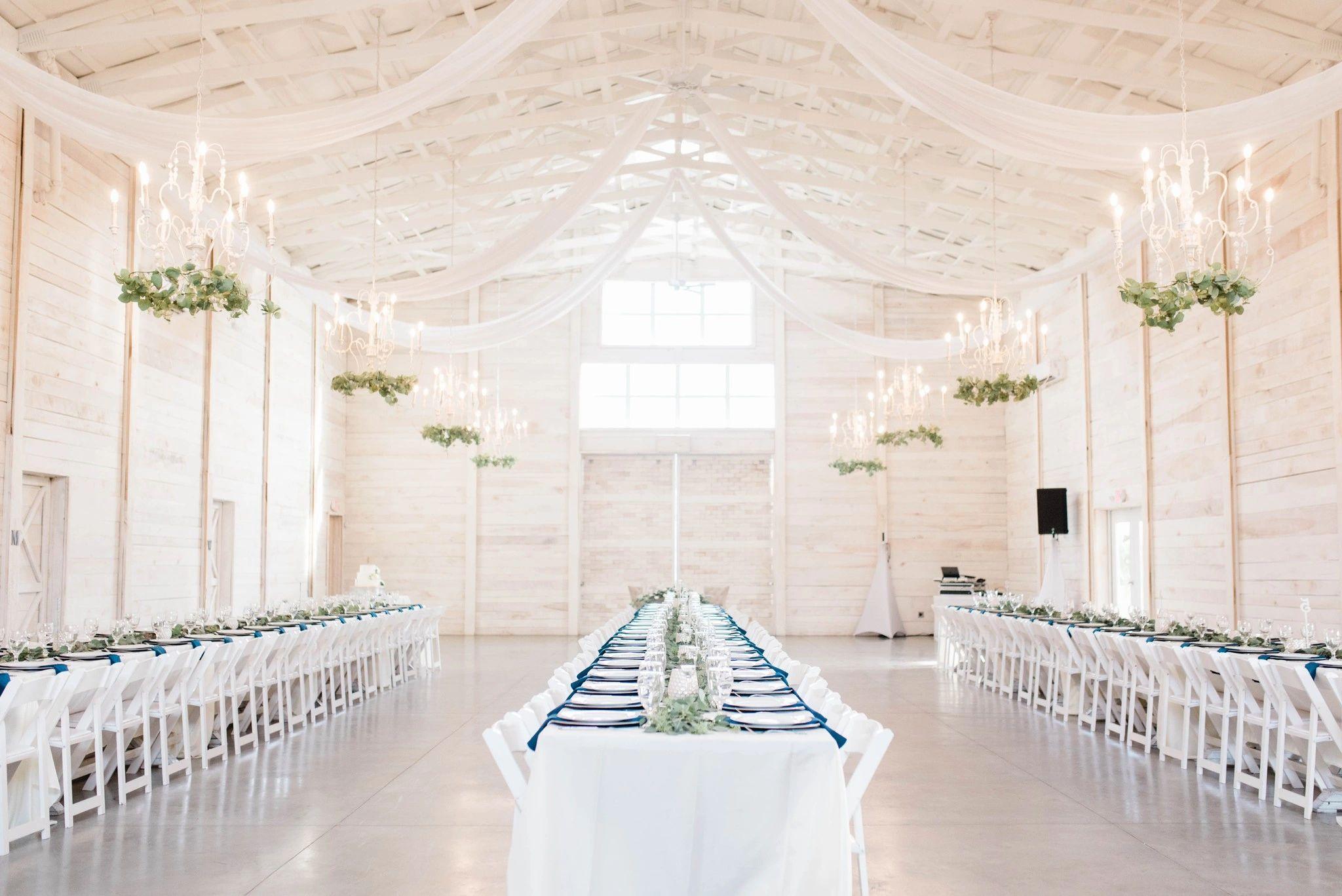 Wedding Venue The White Dove Barn