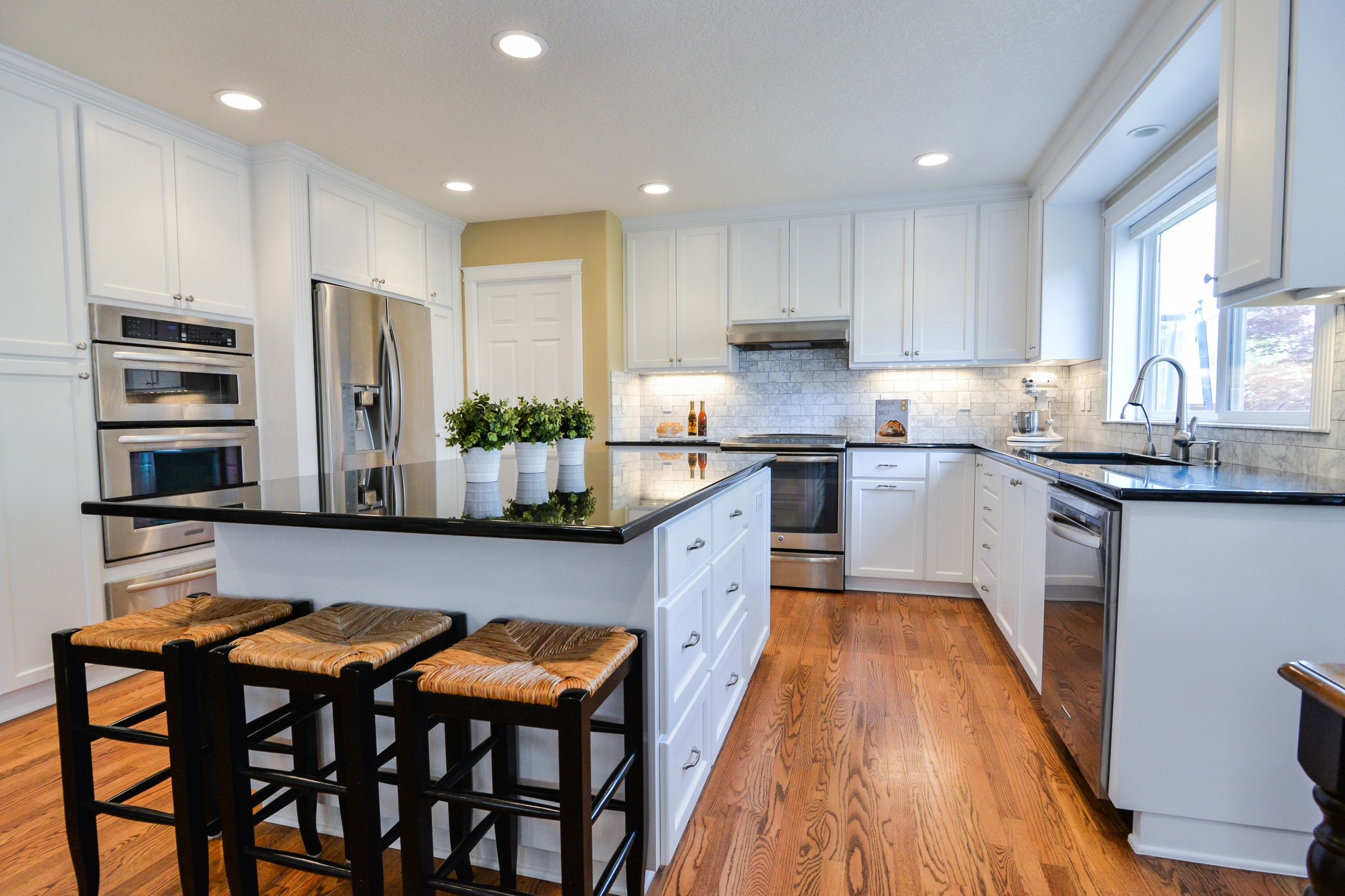 A Cut Above Woodworking - Kitchen Cabinets - Portland, Oregon