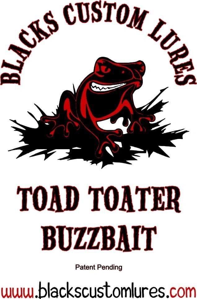 Blacks Custom Lures - Buzzbait, Fishing, Buzzbait, Alabama Rig