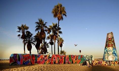 Venice Art Walls - Graffiti Artist, Graffiti, Mural, Art