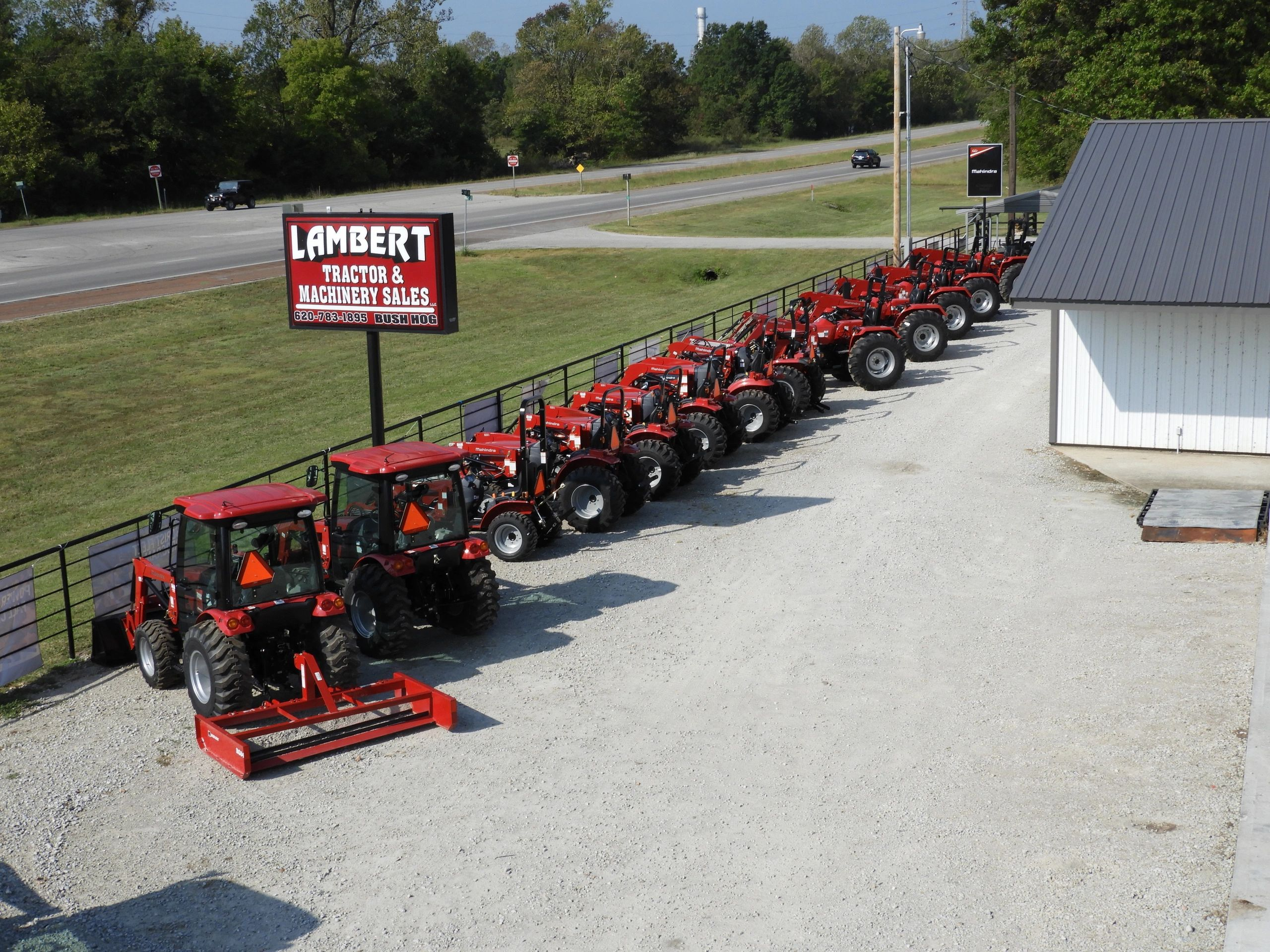 Lambert Tractor & Machinery Sales LLC