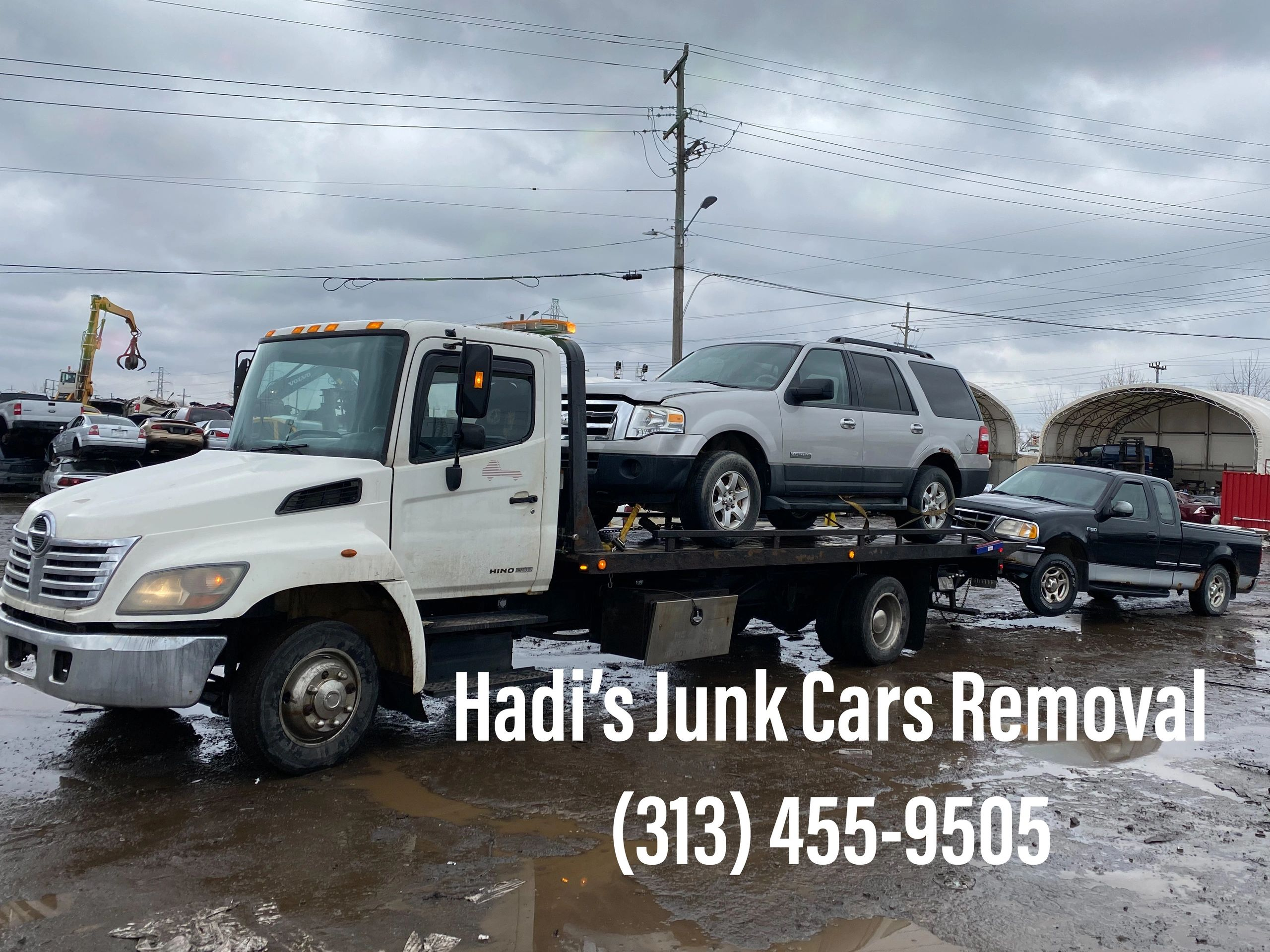 We Buy Junk Cars Hadi S Towing And Recovery