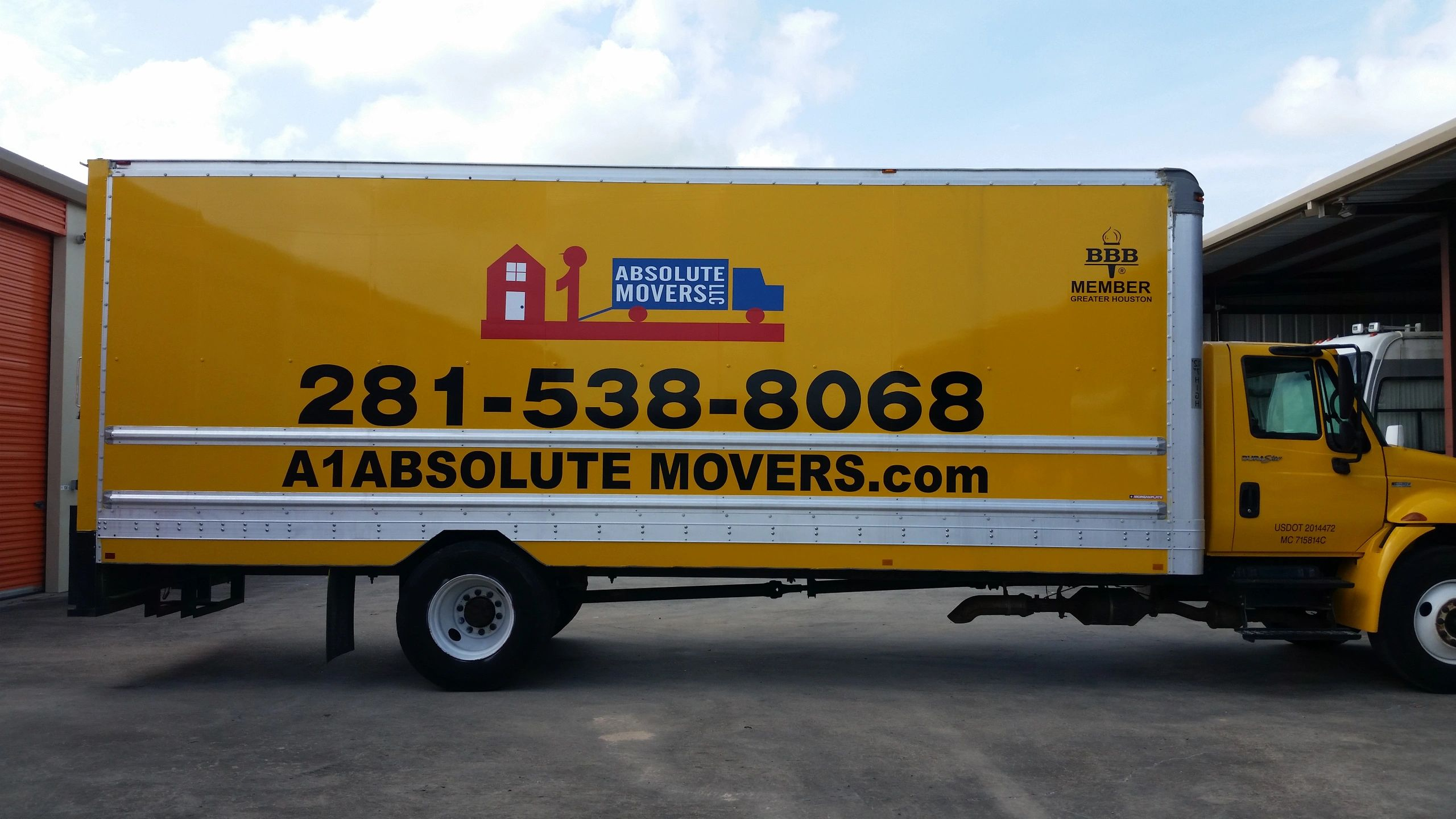 A1 Absolute Movers   Movers Near League City, Movers Near Friendswood