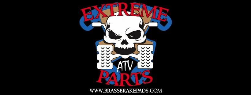 Brass Brake Pads for Atv - Extreme ATV Parts | Extreme ATV Parts