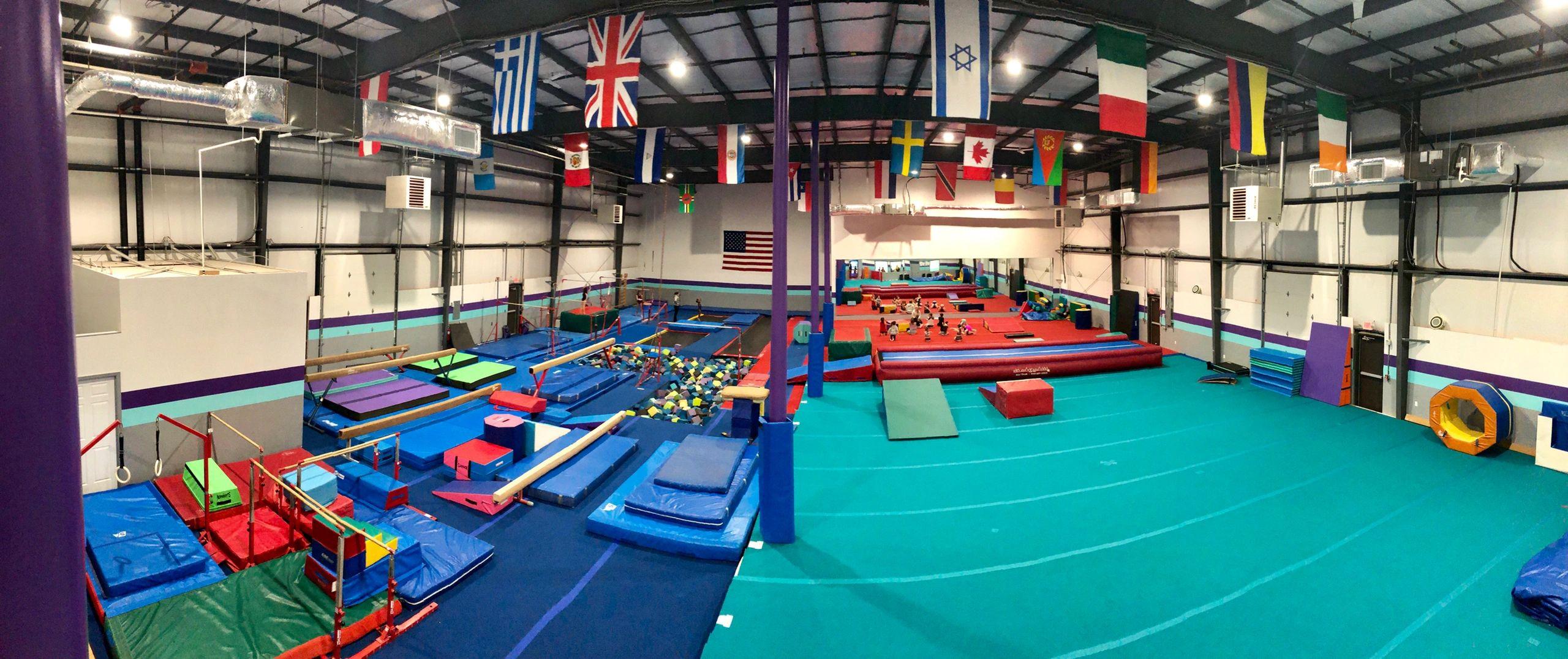 Open Gym Legacy Gymnastics