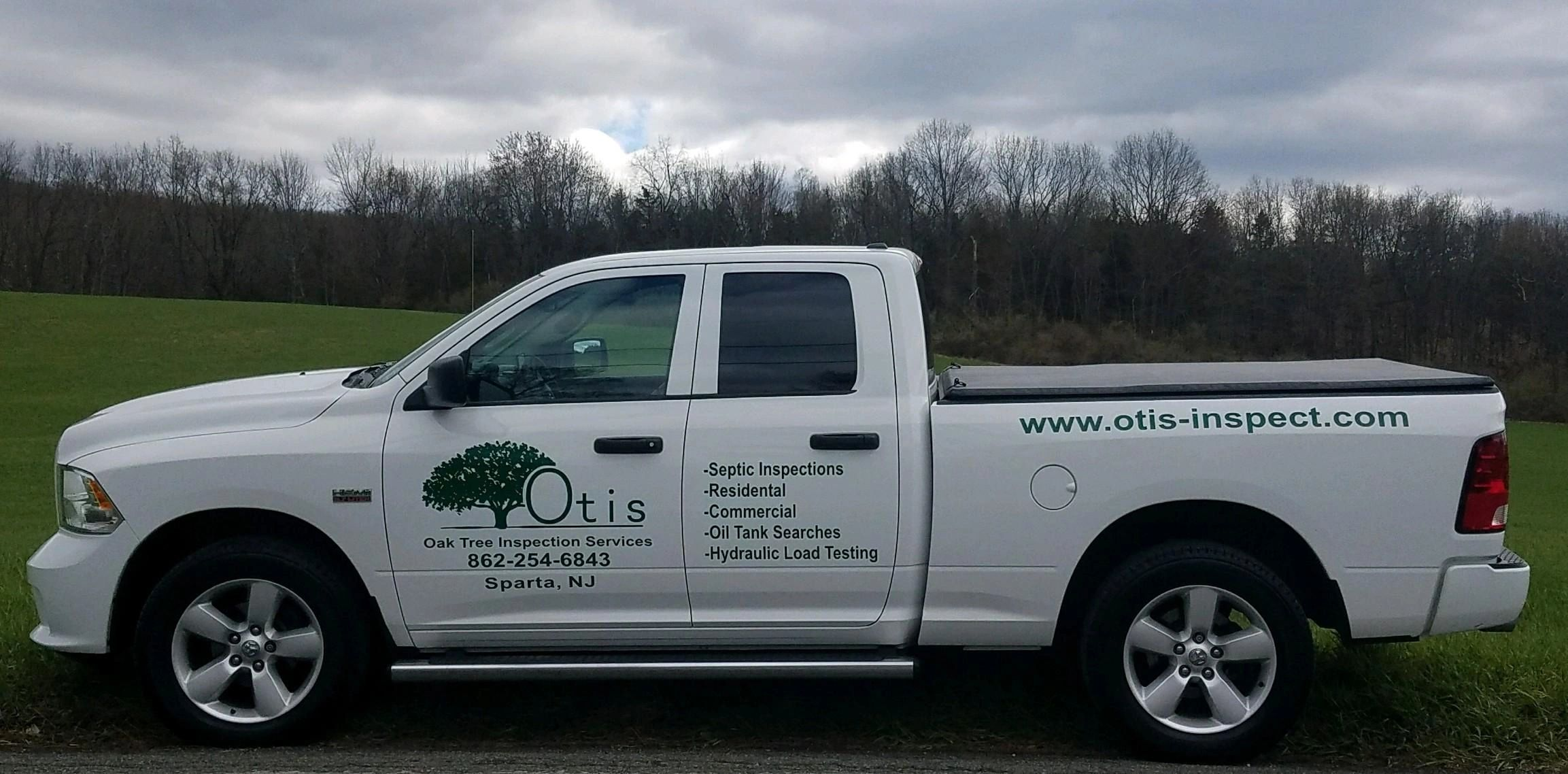 Septic Inspection | Oak Tree Inspection Services