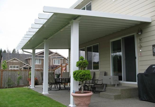 Aluminum Patio Covers Aa Patio Covers