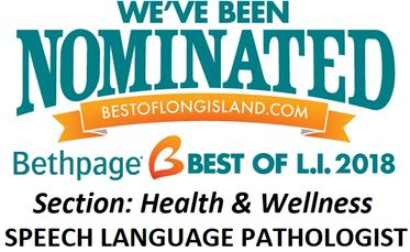 Best of Long Island Speech Language Pathologist