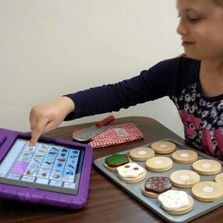 AAC, touch chat, speech language pathology in motion