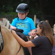 Hippotherapy, speech language pathology in motion, horse therapy, equine therapy, therapeutic riding