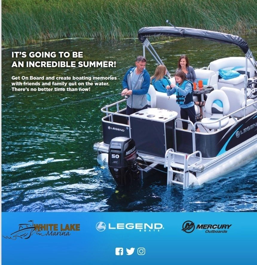 Our Rate Sheet | White Lake Marina | (613)623-2568 | Your