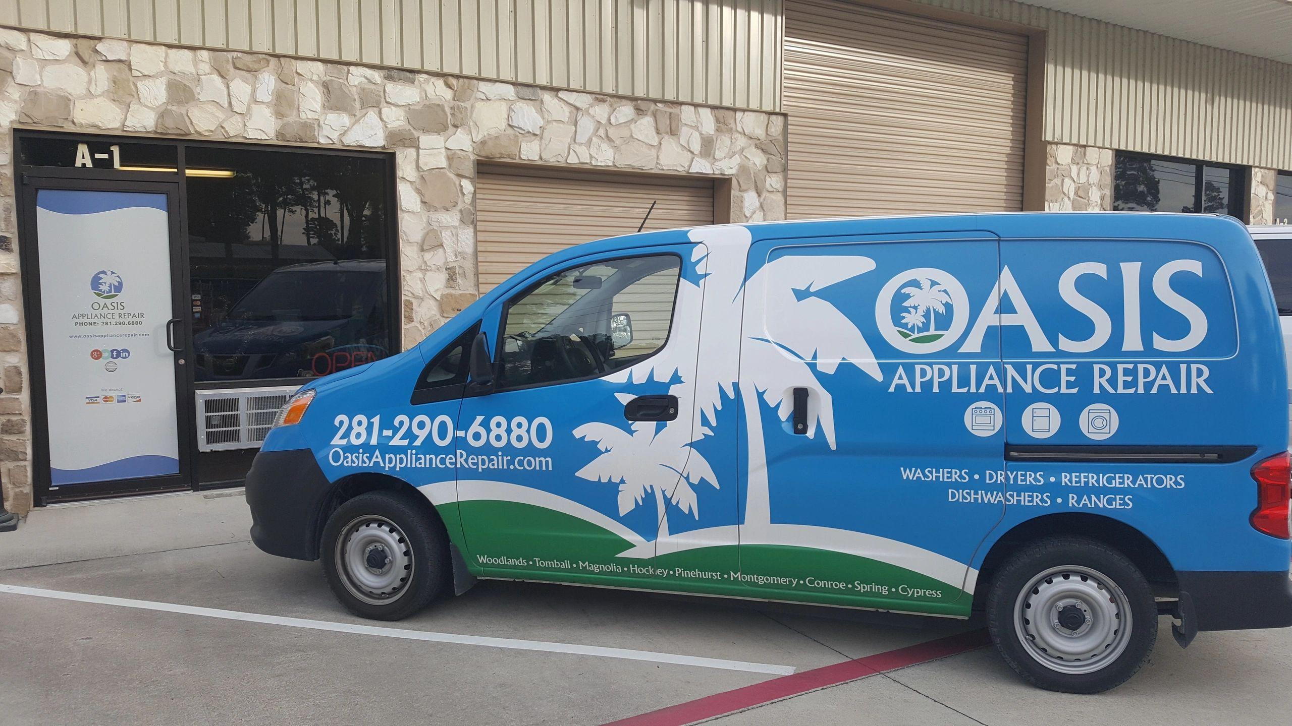 Appliance Repair - Oasis Appliance Repair