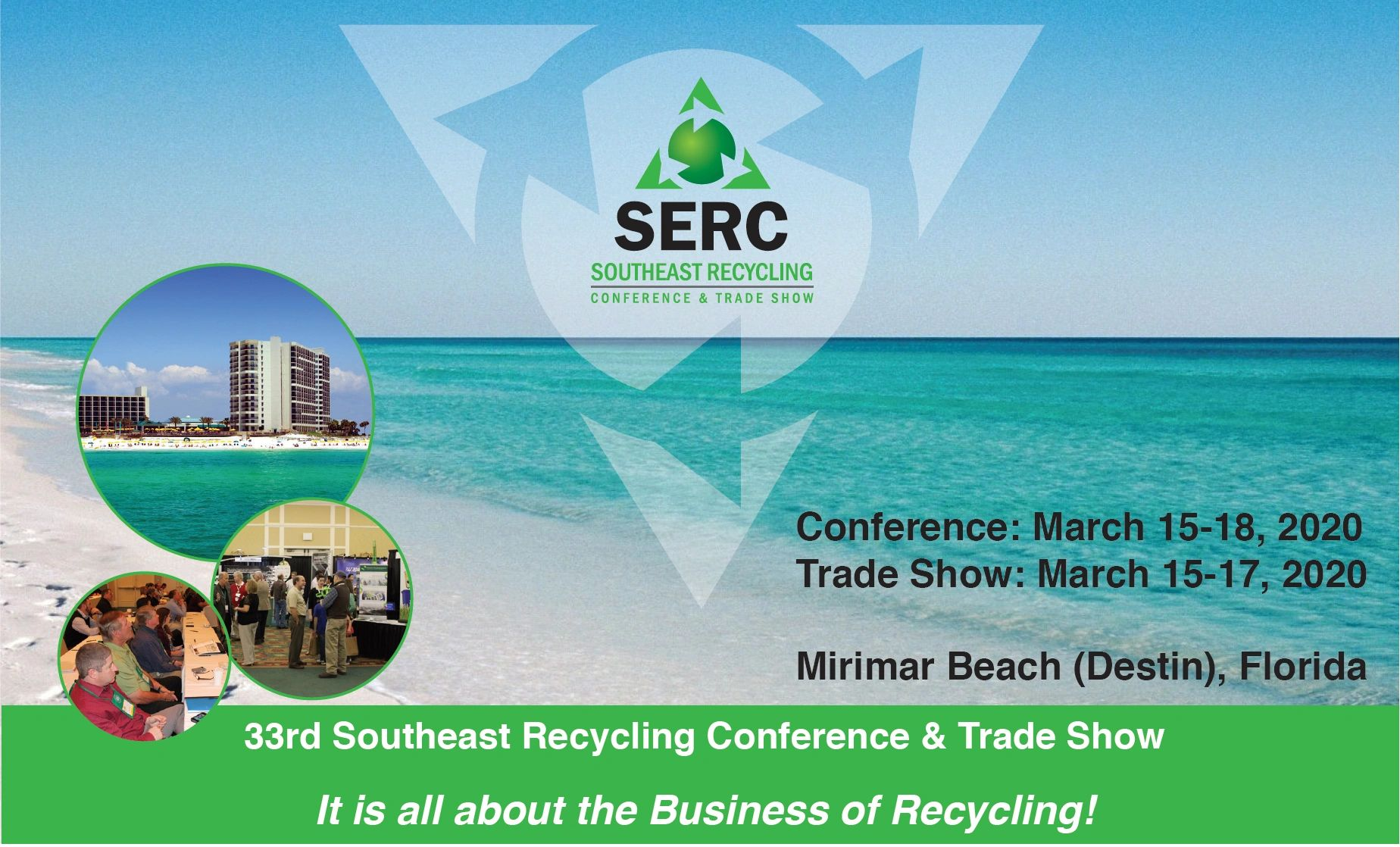 Who Attends | Southeast Recycling Conference & Trade Show