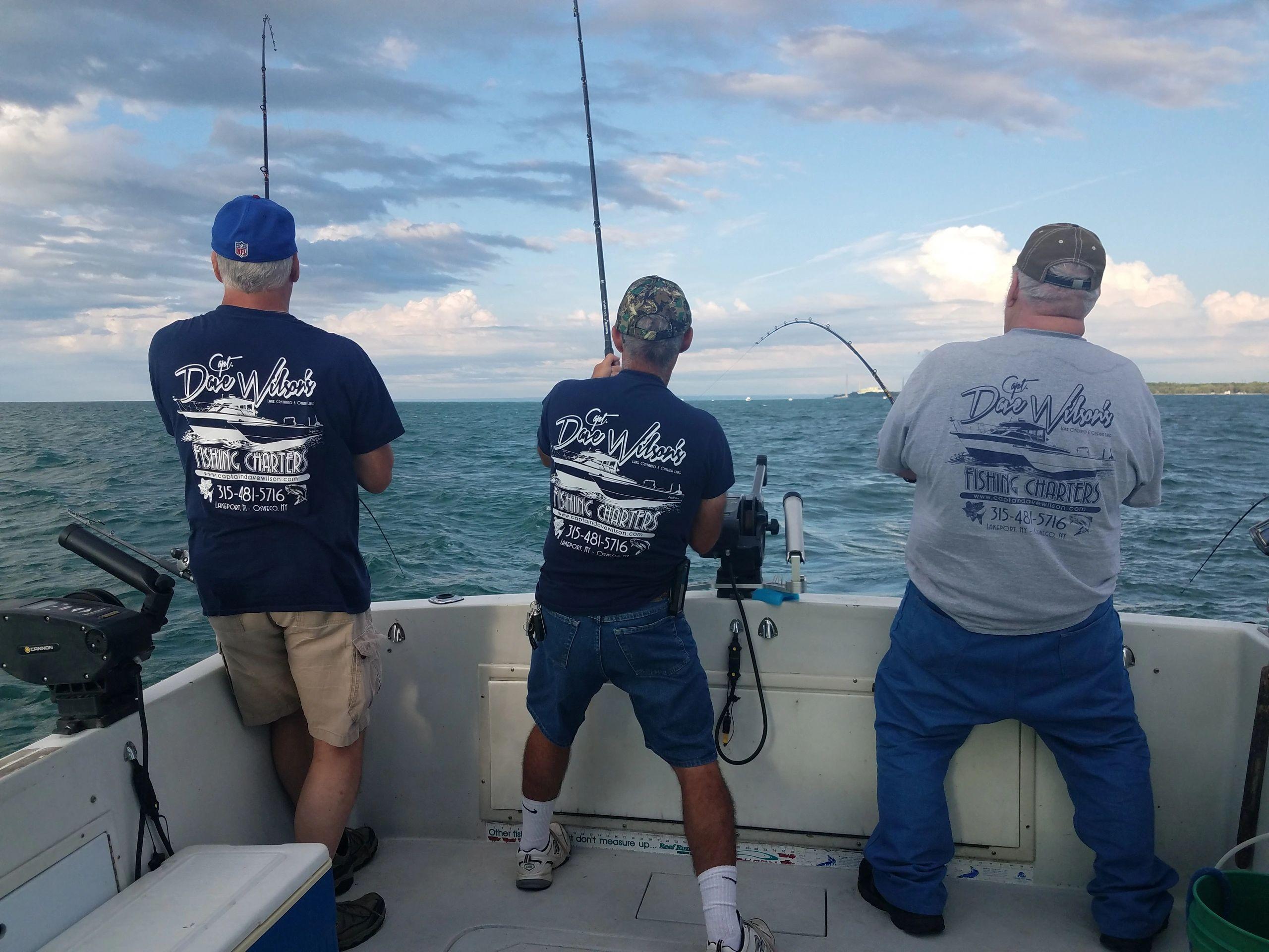 Fishing charters captain dave wilson 39 s fishing charters for Captain dave s fishing