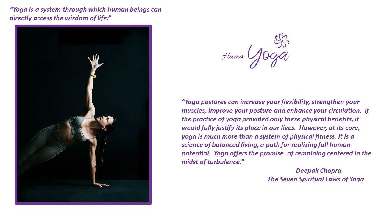 About | huma yoga