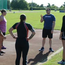 Our coaching staff are committed to the development of athletics and athletes.