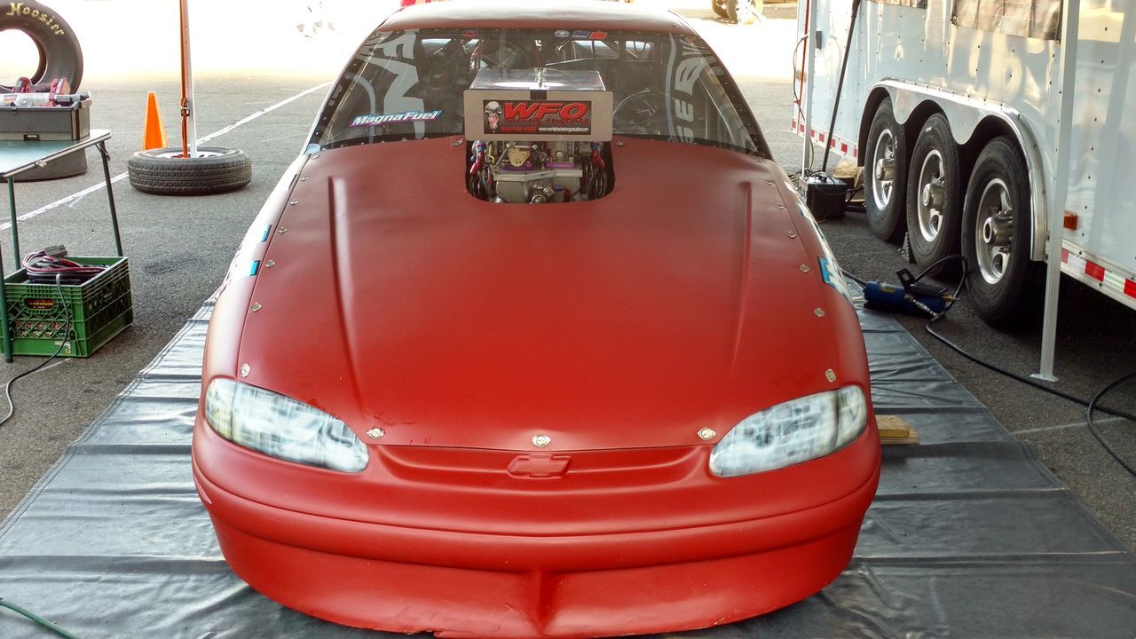 Bluebaugh Frustrated in Tucson Street Outlaws No Prep Kings
