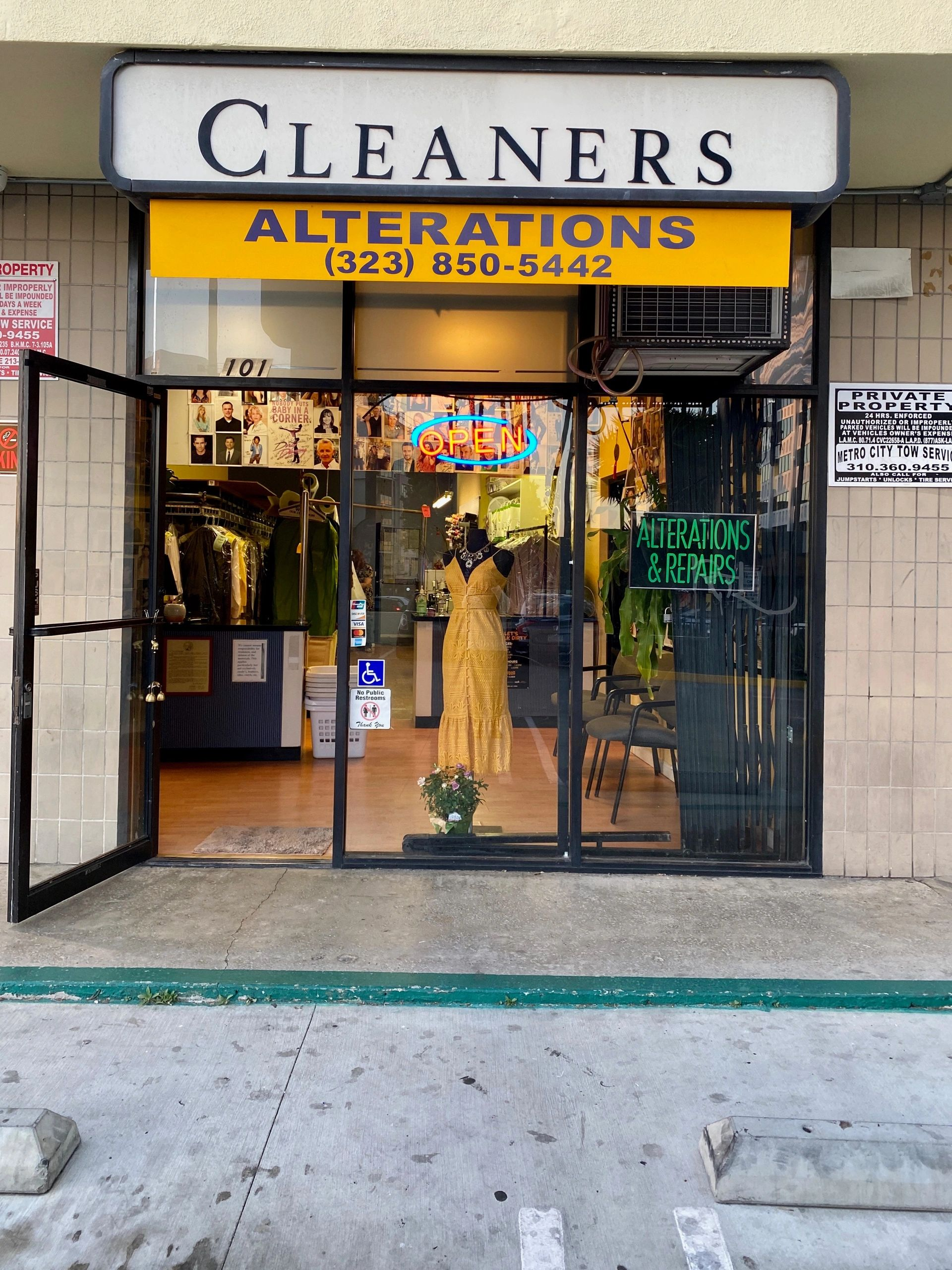 Hollywood La Brea Dry Cleaners & Tailors