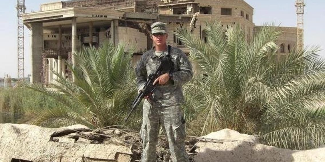 Owner of 2AGUNNERS LLC on Army Deployment in Iraq
