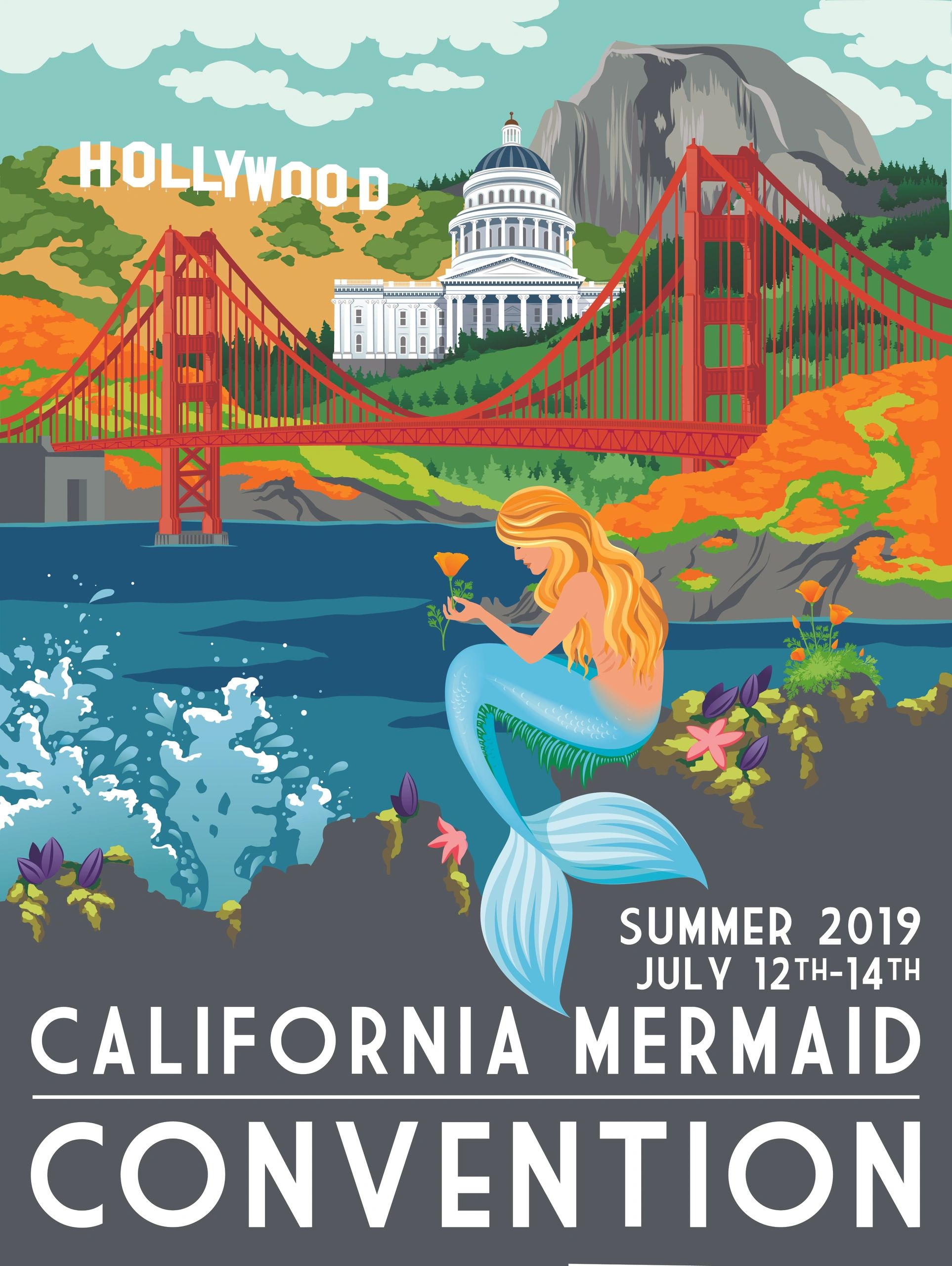 Schedule of Events | The California Mermaid Convention