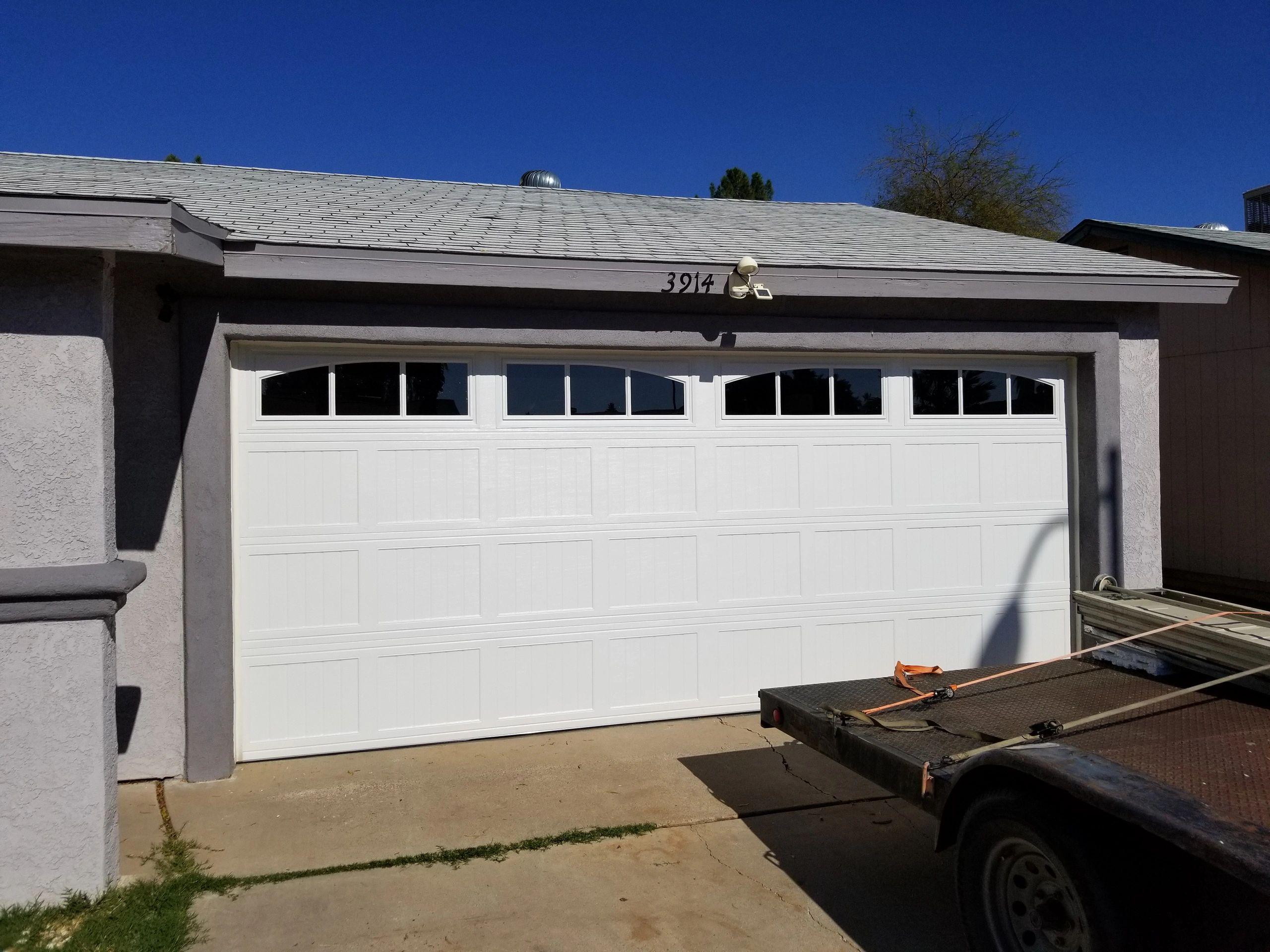 a gds service door superior doors garage