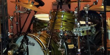 Mic up the vintage Ludwig