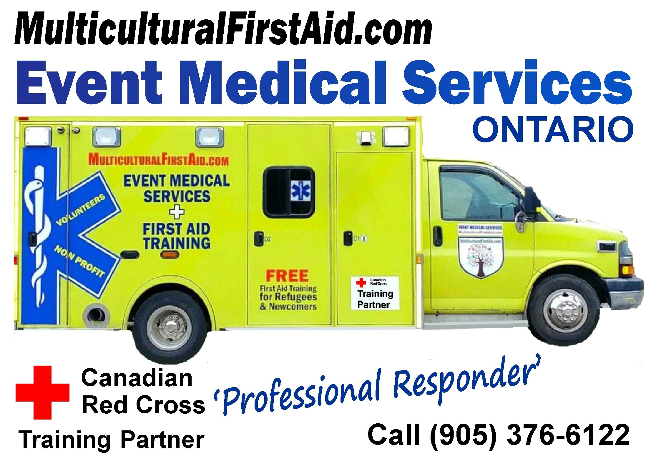 MulticulturalFirstAid com - Home