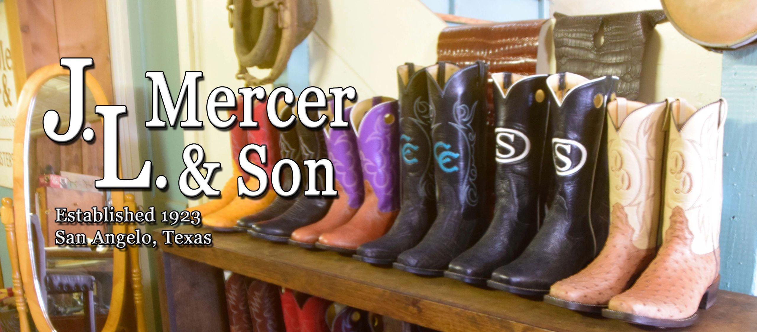 J L Mercer Boot Company