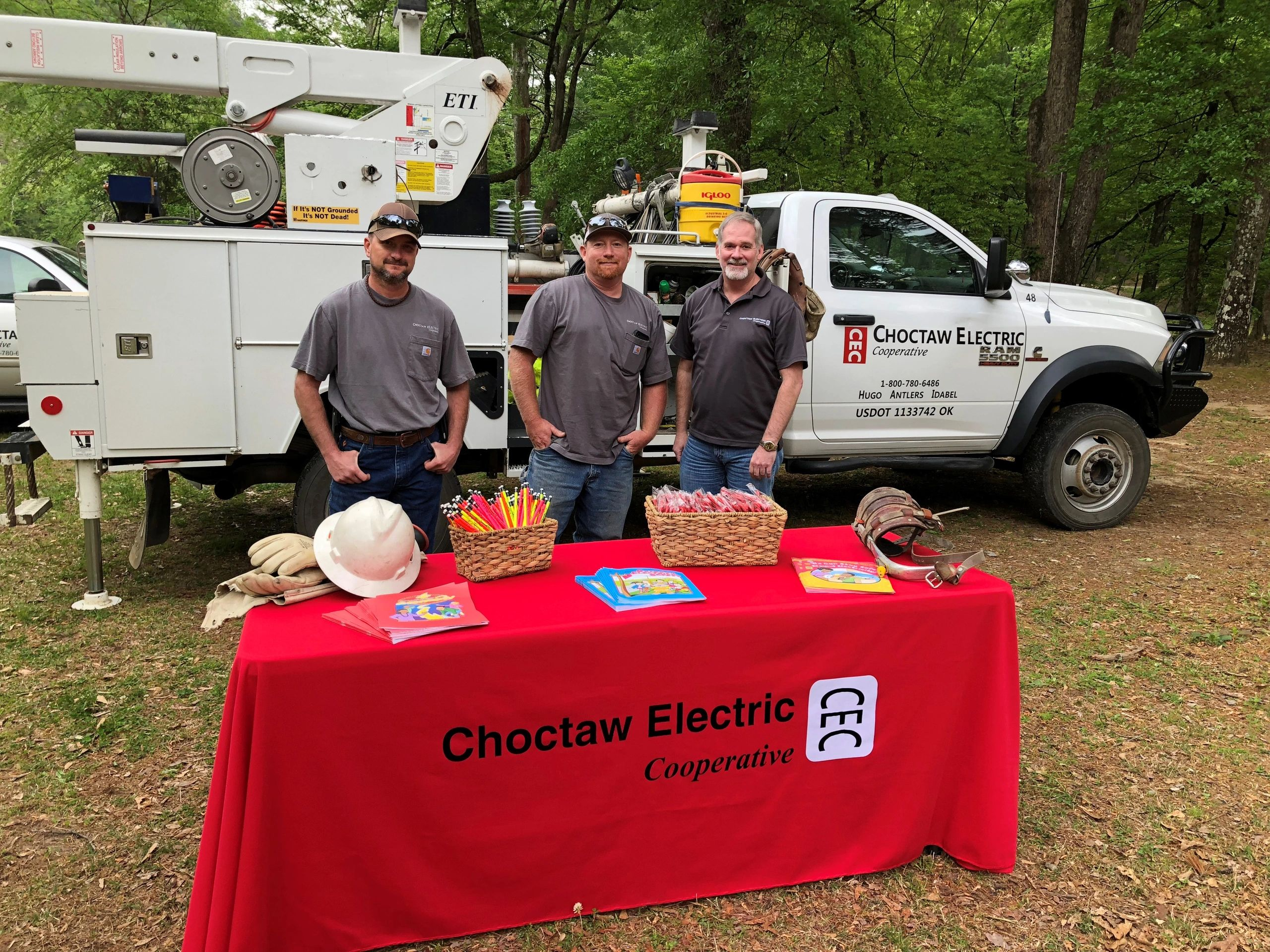 Member Services | Choctaw Electric Cooperative