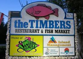 Menus can be found:  http://timbersofsanibel.com/