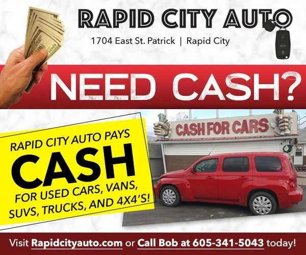 Cash For Cars >> Rapid City Auto Used Cars Used Trucks