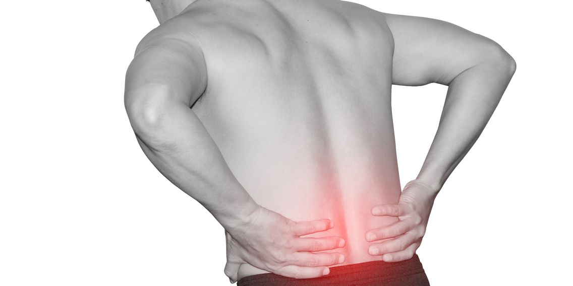 Dr. Gary Hutchinson in Valdosta, GA treats back pain and sciatica